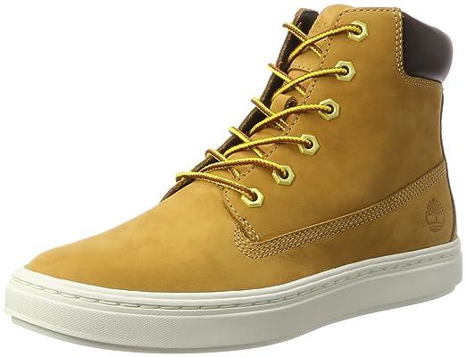 Timberland Londyn 6 Inch Wheat Nubuck, Schuhe, Stiefel & Boots, Stiefel, Braun, Female, 36