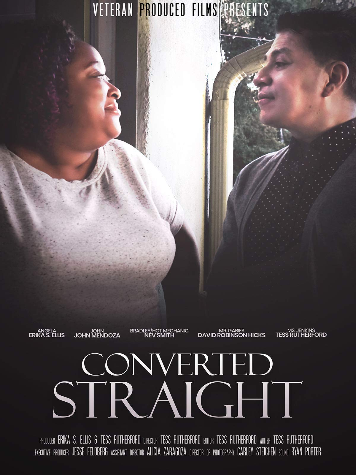 Converted Straight on Amazon Prime Video UK