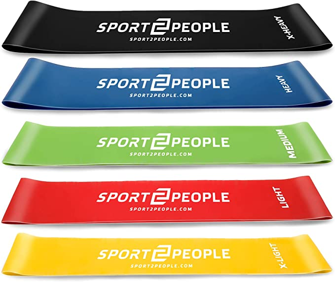 Sport2People Exercise Resistance Bands