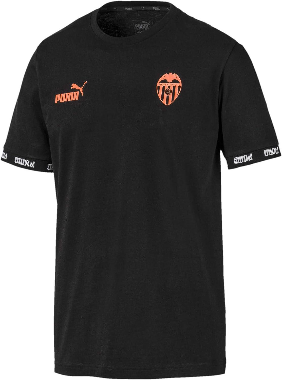 Puma Valencia CF Urban Culture 2019-2020, Camiseta, Puma Black ...