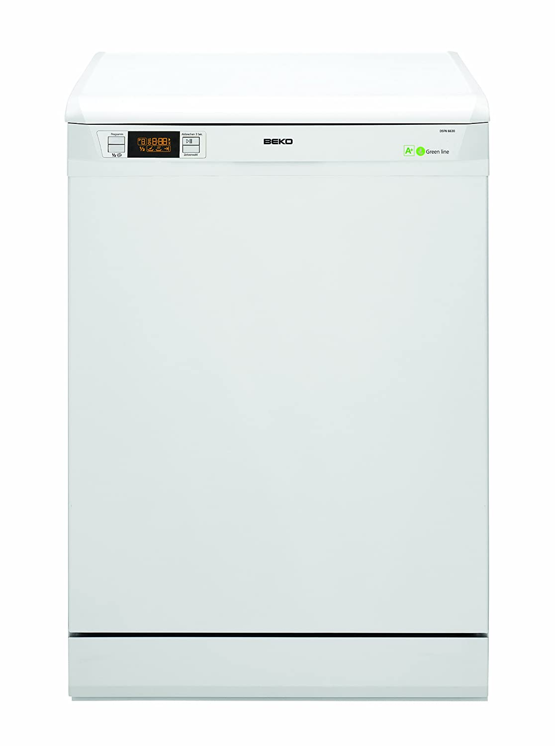 Beko DSFN 6630 lavavajilla - Lavavajillas (Independiente, Color ...
