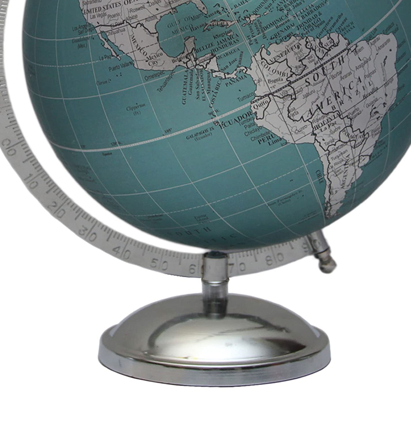 Amazon.com: masterpieceindia Geographical educativo 8 inches ...