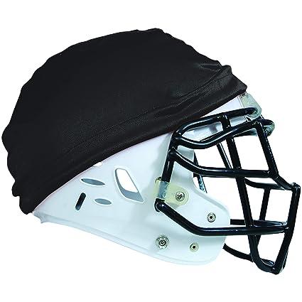 Champro Football Helmet Scrimmage Cap Black