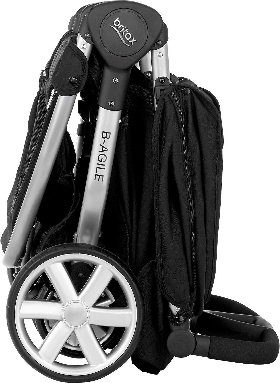 Buggy 15 kg Britax R/ömer B-Agile Double Birth 4 Years Cosmos Black