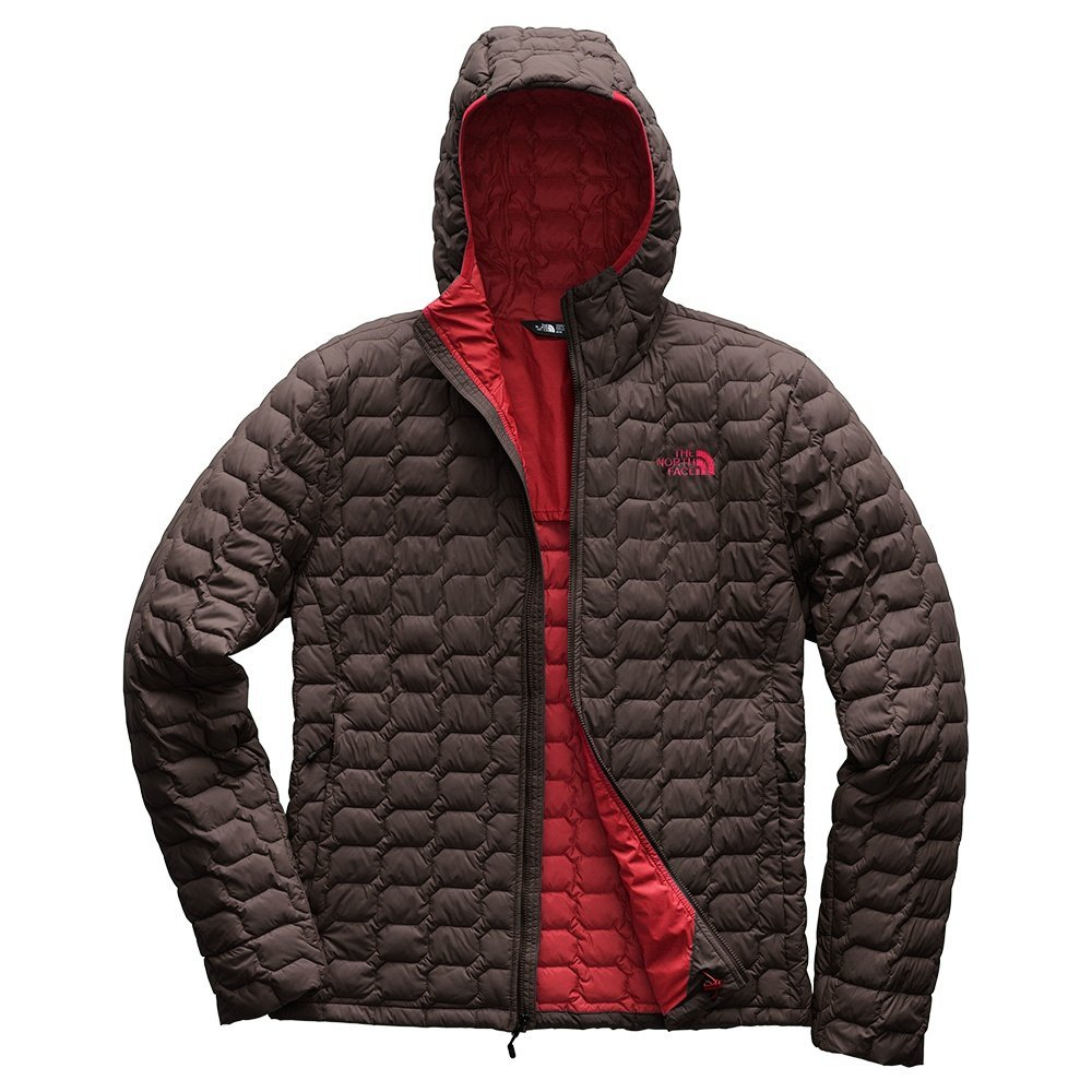 The North Face Men's Thermoball Hoodie - Bittersweet Brown Matte - S