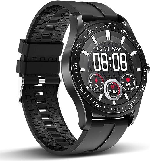 HopoFit Smartwatch,Reloj Inteligente para Hombre y Mujer ...