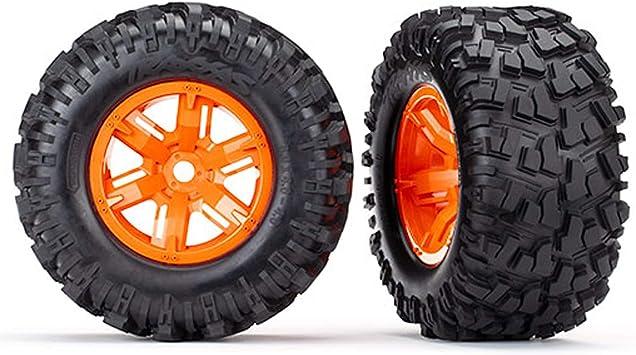 Traxxas X-MAXX 8S Reifen//Felgen