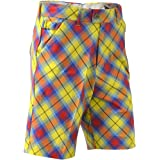 Royal and Awesome Men's Golf Shorts