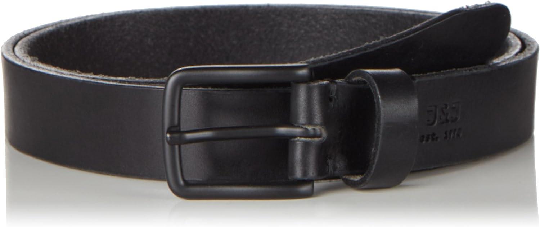 Jack & Jones Jjilee Leather Belt Noos Cinturón para Hombre