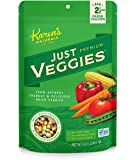 Karen's Naturals Just Tomatoes, Just Veggies Large Pouch, 8 Ounce (Packaging May Vary)
