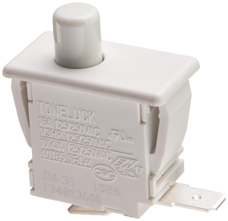 Frigidaire 134813600 Door Switch Washing Machine