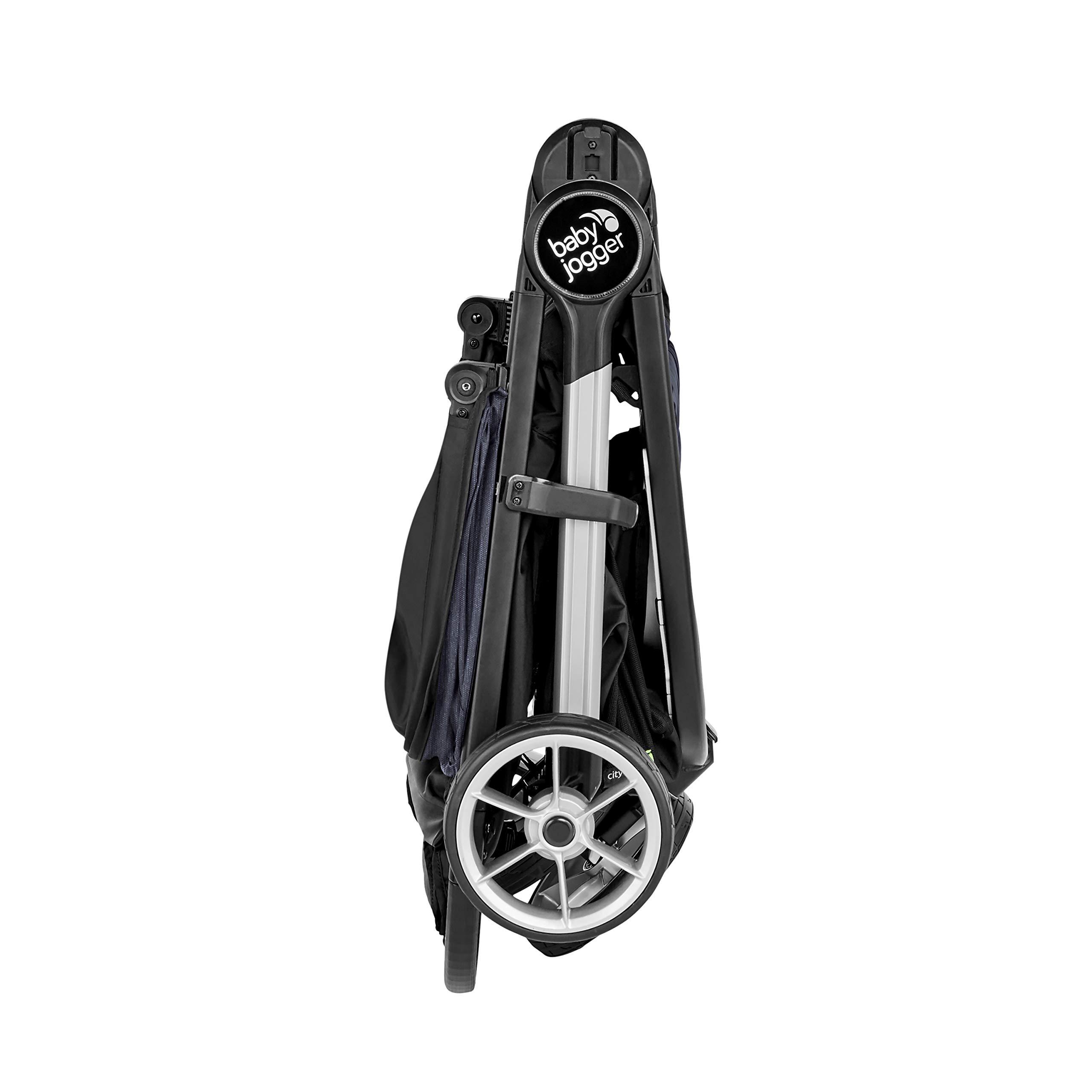 Baby Jogger City Mini 2 Stroller - 2019   Compact, Lightweight Stroller   Quick Fold Baby Stroller, Carbon by Baby Jogger (Image #14)