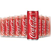 Coca-Cola Original Slim, 250ml, Pack of 24
