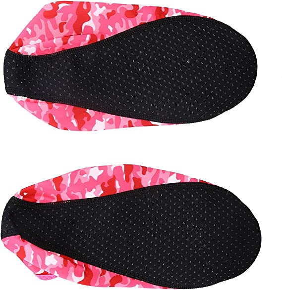 Beach Water Shoes Calze per Il Nuoto allaperto Beach Surf Zetiling Camouflage Beach Shoes