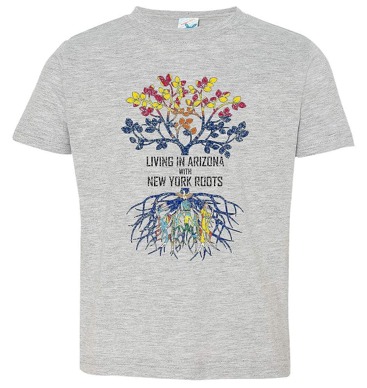 Tenacitee Babys Living in Arizona York Roots Shirt