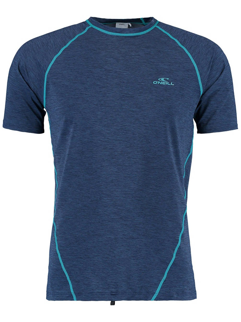 O'Neill Herren Trainingsshirt Active Short Sleeve Rashguard Skin