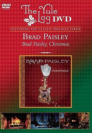 Brad Paisley Christmas.Paisley Brad Yule Log Brad Paisley Christmas Amazon Ca