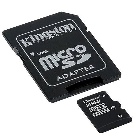 32 GB MICRO SD SDHC TF tarjeta de memoria para ACER ICONIA ...