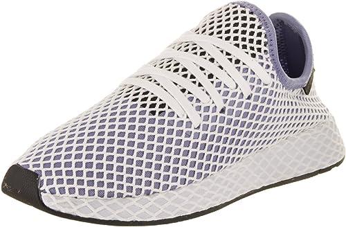 adidas DEERUPT Runner W Basket Mode Femme Gris, 36: Amazon