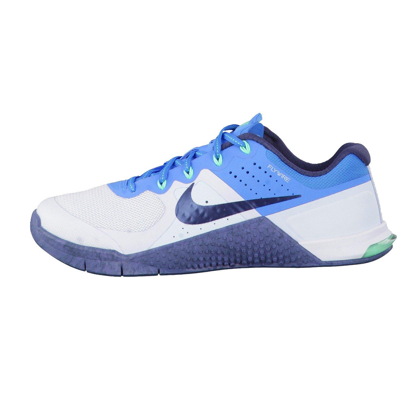 Nike Women s Wmns Metcon 2 Blue Tint Squadron Blue: Amazon.in: Shoes &  Handbags