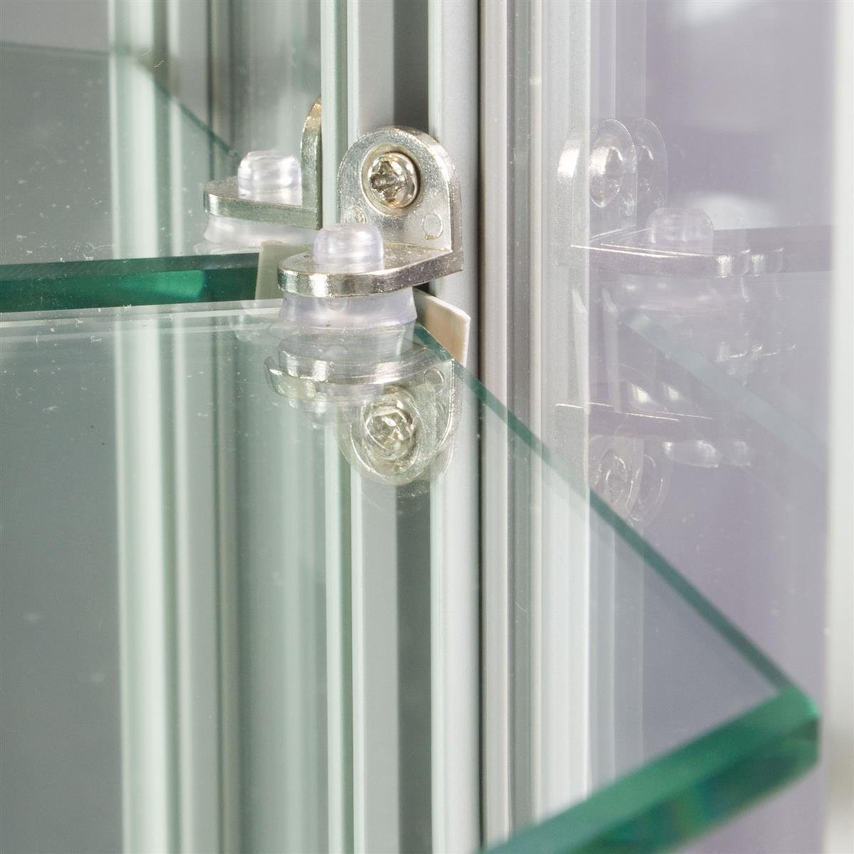 designex glass corner home lights your display specification to image cabinets beech cabinet designed
