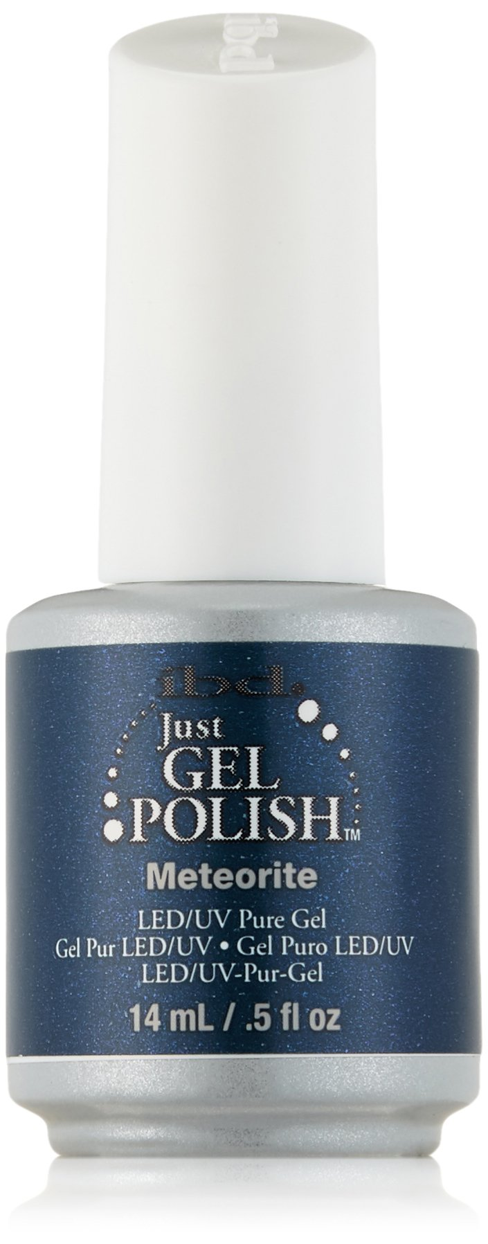 Home ibd just gel polish ibd just gel polish abracadabra - Ibd Just Gel Nail Polish Meteorite 0 5 Fluid Ounce