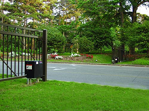 side facing mighty mule mm-sl2000b sliding gate