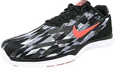 Nike Women's In-Season Tr 6 Stealth/Hot Punch-Anthracite Ankle-High