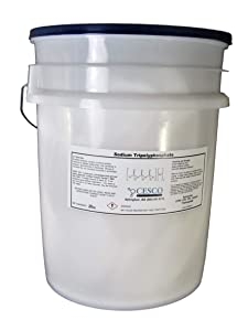 Sodium Tripolyphosphate STPP TPP STP Super Cleans Bulk Pack Tech Grade Light Dense (25 lbs)