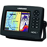 Lowrance HDS-7 Gen2 Insight Fishfinder and Chartplotter (Discontinued by Manufacturer)