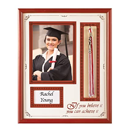 Amazon Graduation Gift 15x12 Picture Frame Holds 5x7