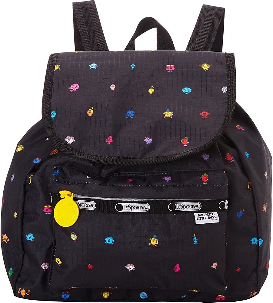 Small Edie Backpack Happyland LeSportsac Mr Men Little Miss