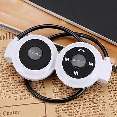 Auriculares Deportivos Bluetooth inalámbricos, estéreo, cómodos ...