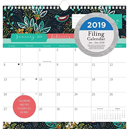 florabunga wall organizer family organizer by leap year publishing llc