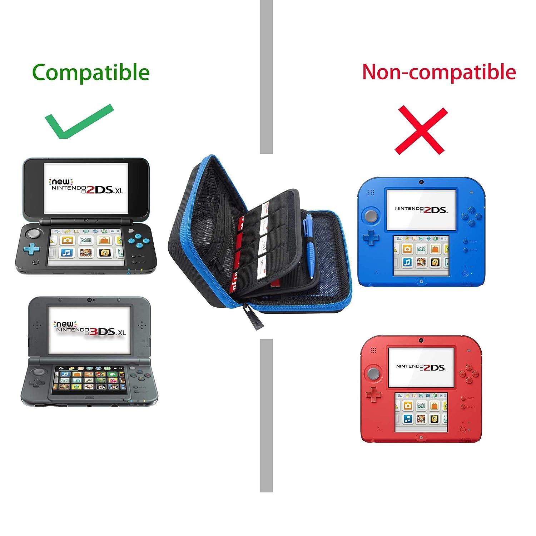 Amazon.com: Brendo New Nintendo 3DS XL, 2DS XL y 3DS Funda ...