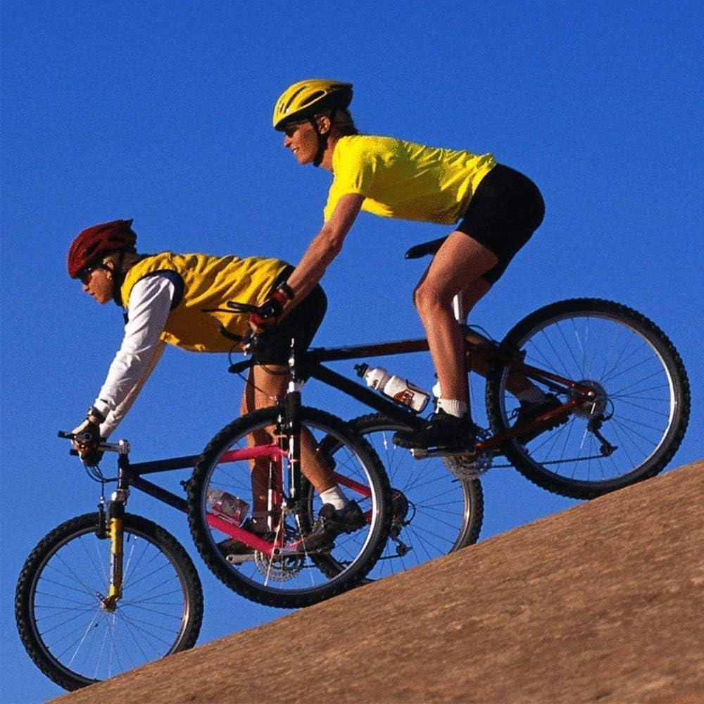 HOMDREAM Fahrradhose Herren Radhose Fahrrad-Kurzhose Silica Gel-Polsterung Fahrrad-Unterhose Fahrradunterw/äsche MTB-Fahrrad-Kurzhose Atmungsaktiv Und Schnell Trocknend,S