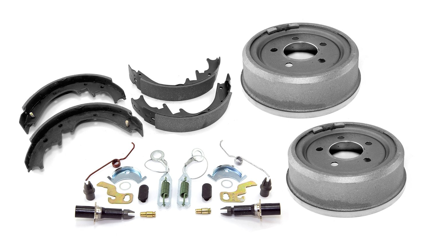 Omix-Ada 16766.01 Drum Brake Kit by Omix-Ada