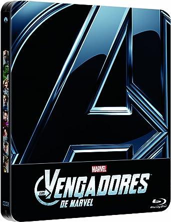 Los Vengadores (Edición caja de metal) [Blu-ray]: Amazon.es ...