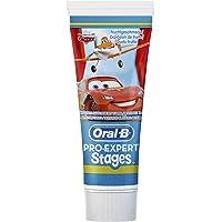 "Oral-B Pro-Expert Stages Zahnpasta, sortiert, ""Disneys Princess"" oder ""Disneys Cars"", 1 x 75 ml"