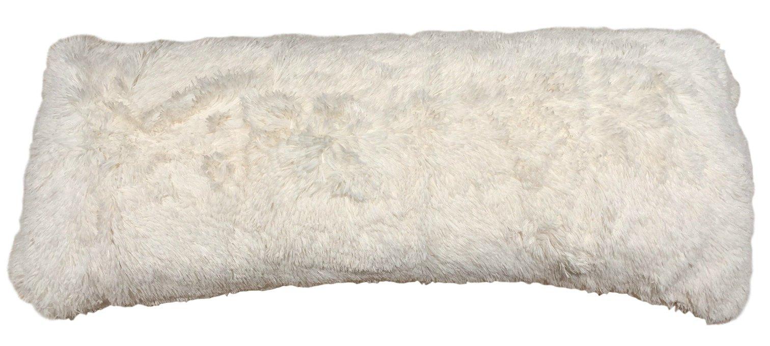 Best Deals On Faux Fur Body Pillow Cover - SuperOffers.com