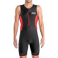 SLS3 Men`s Triathlon Trisuit | Mens Triathlon Suit FRT | Men Tri Suit | German Designed