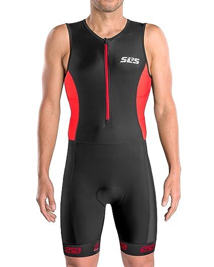 SLS3 Trisuit Triathlon Men | Mens Tri Suits FRT | Men Triathlon Suit | Relaxed Fit | Designed by Athletes for Athletes