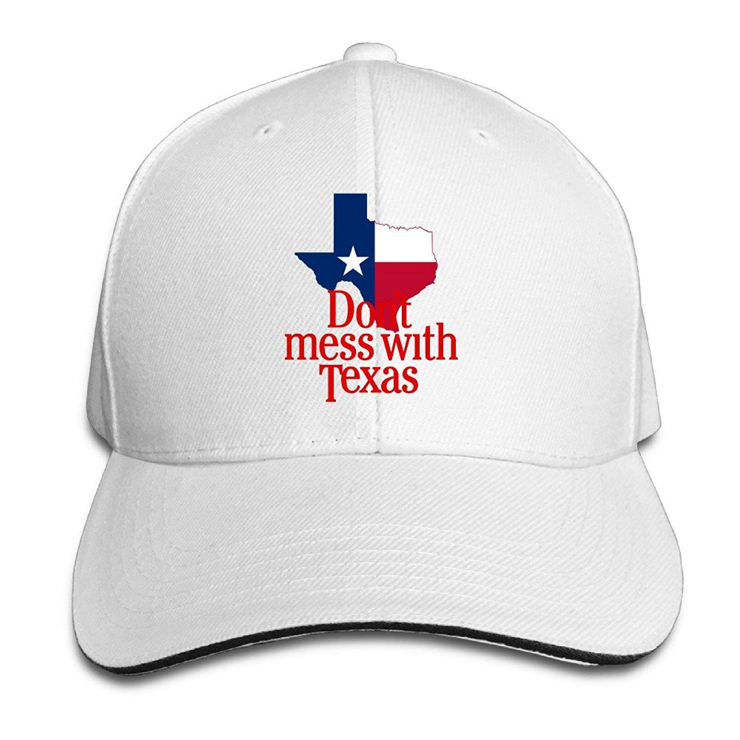 Baseball Caps Dont Mess with Texas Ash One Size: Amazon.es: Ropa ...