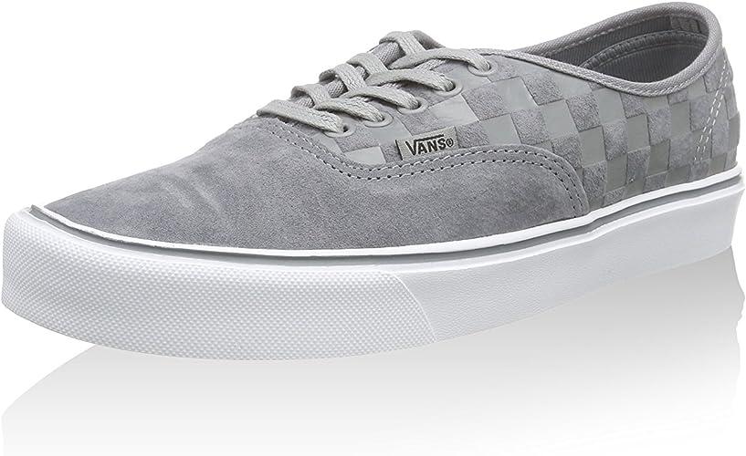 Vans Men Authentic Lite (Gray/Wild Dove