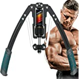 EAST MOUNT Twister Arm Exerciser - Adjustable 22-440lbs Hydraulic Power, Home Chest Expander, Shoulder Muscle Training…