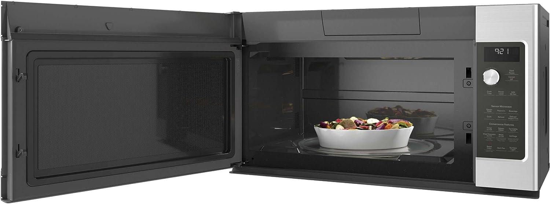 Amazon.com: GE Cafe cvm9215slss 30 inch over La gama Horno ...