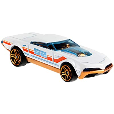 Hot Wheels 2020 Pearl and Chrome 1/6 - Muscle Speeder (White): Toys & Games