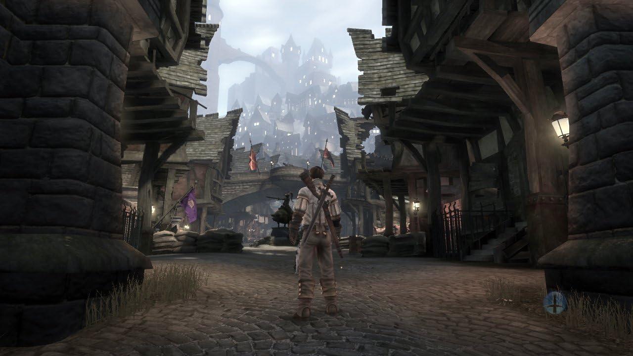 Amazon com: Fable III - Xbox 360: Microsoft Corporation
