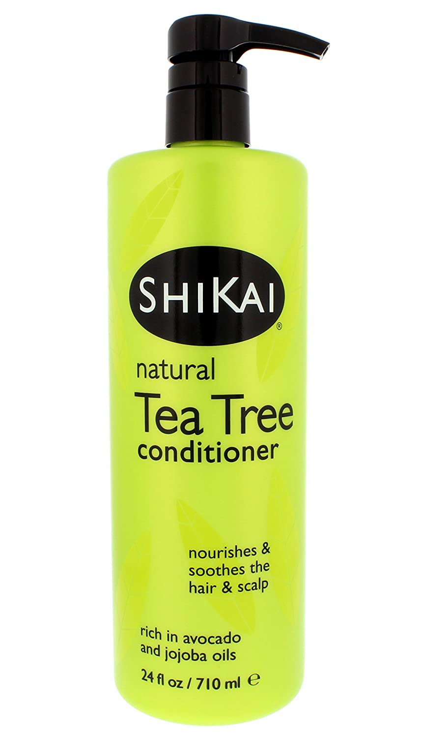 Shikai Conditioner Tea Tree, 24 Ounce