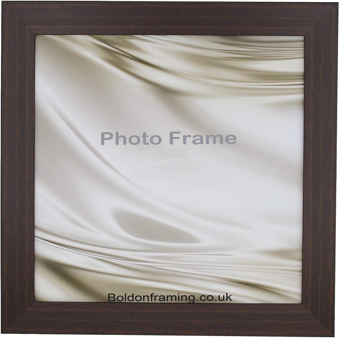 5x5 Frame square oak picture frames Oak x Wooden photo frames 5x5 picture frame set